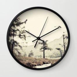 Blea Tarn Wall Clock