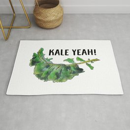 Kale Yeah! Rug