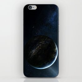 Earthlings iPhone Skin