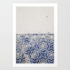 AVEIRO Art Print