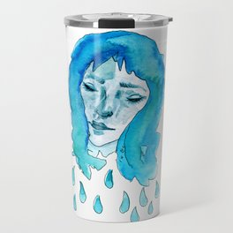 Drip Girl Travel Mug