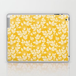 Leaves Pattern 11 Laptop & iPad Skin