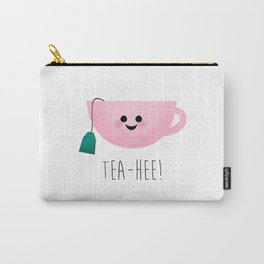 Tea-Hee Carry-All Pouch