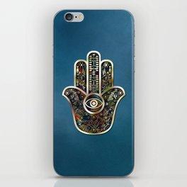 Hamsa Mosaic iPhone Skin