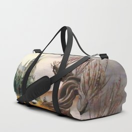 Autumnal magic... Duffle Bag