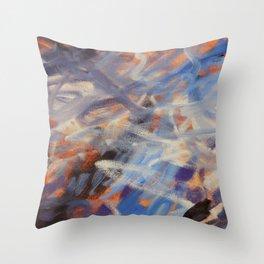 Flurry Throw Pillow