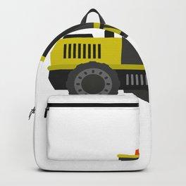 road roller Backpack