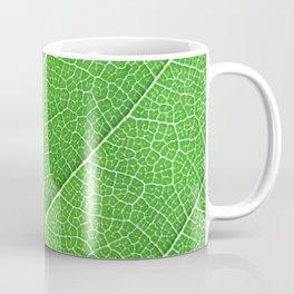 Green Vein Life Coffee Mug