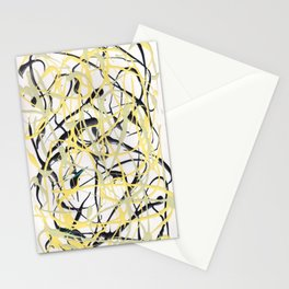 Painted Patterns Stationery Cards