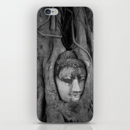 Head at Wat Mahathat iPhone Skin