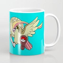 Bird Jesus is Clown Shoes Coffee Mug