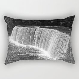 Tahquamenon Upper Falls III Rectangular Pillow