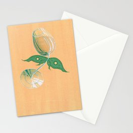 Wine Fairies 4 - Pinot Gris Stationery Cards