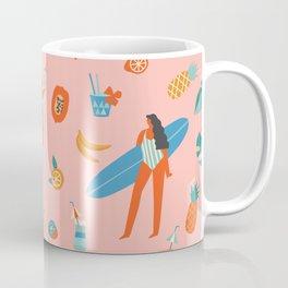 Tiki party Coffee Mug