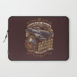 CAPTAIN TIGHTPANTS CARGO DELIVERY Laptop Sleeve