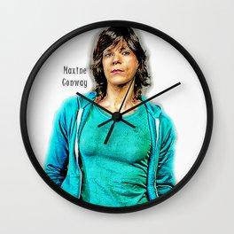 Maxine Wall Clock