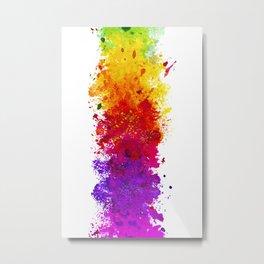 Color me blind Metal Print