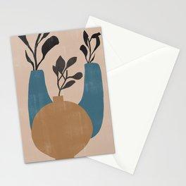 Minimal Vases No.2 Stationery Cards