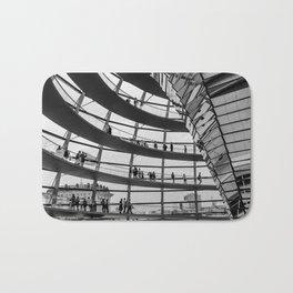 Bundestag Berlin Bath Mat