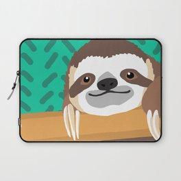 Brad Sloth Laptop Sleeve