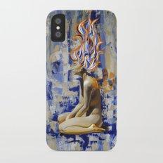 Consciousness  iPhone X Slim Case