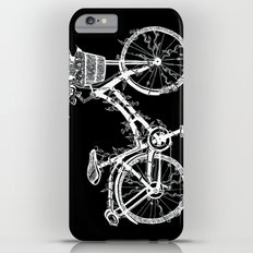 Floral Bike Slim Case iPhone 6 Plus