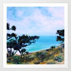 Fine, Fine Torrey Pine Art Print