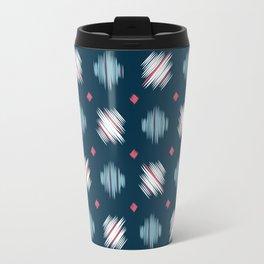 Kimono Pattern Travel Mug