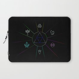 The Triforce Of Symbol Laptop Sleeve