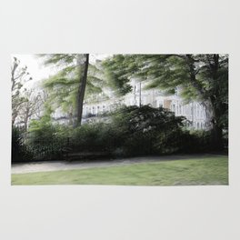 The Redcliff Square Gardens in London Rug