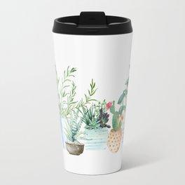 Plants Travel Mug