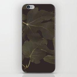 Botanical I _ Night iPhone Skin