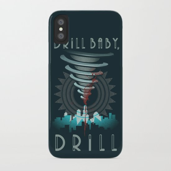 Petty Morality iPhone Case