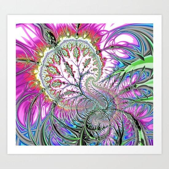 Leaf 2 Art Print