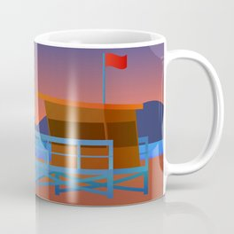 A night in paradise Coffee Mug