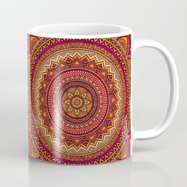 Hippie mandala 33 Coffee Mug