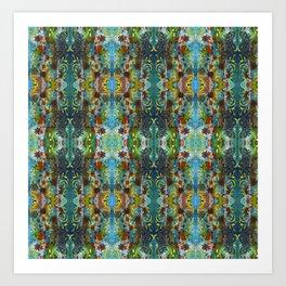 The Invitation, Sacred Geometry Art Print