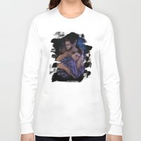 sterek Long Sleeve T-shirts featuring Promise me (Sterek) by MGNemesi