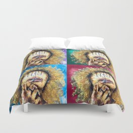 Naturally LII COLORS Duvet Cover