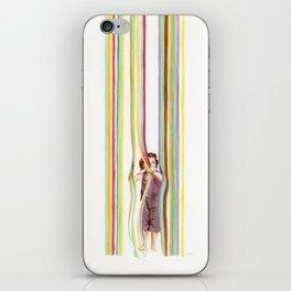 La cortina iPhone Skin
