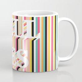 Hell Yes Stripes Coffee Mug