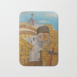 The Church of the Holy Sepulchre Bath Mat