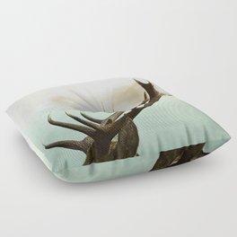 Antlers Floor Pillow