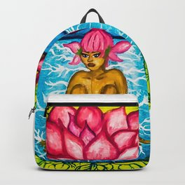 Unseen growth Backpack