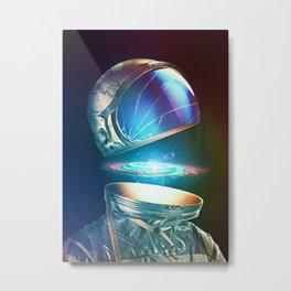 Subdivision Metal Print