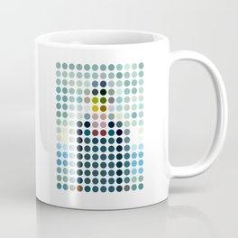 Rene Magritte Remixed Coffee Mug