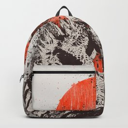 monster war Backpack