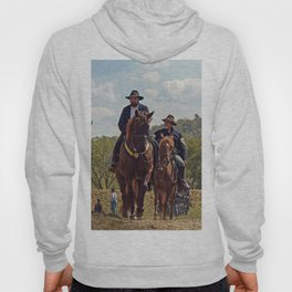 Weary Union Soldiers Hoody