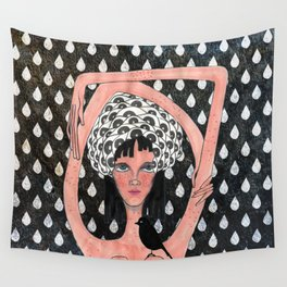 Poa Wall Tapestry