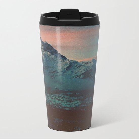 Garden Metal Travel Mug